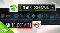 [1/18] JAG vs SKT Game1