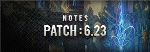 11월 22일(화) 패치 노트 patch : 6.23